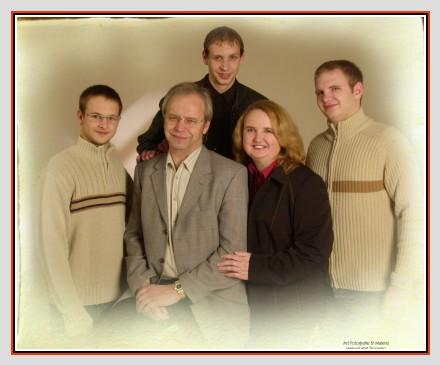 Familie Gräser